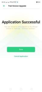 Oppo F9 Pro ColorOS 7 Update 02