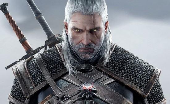 The Witcher من ألعاب العالم المفتوح