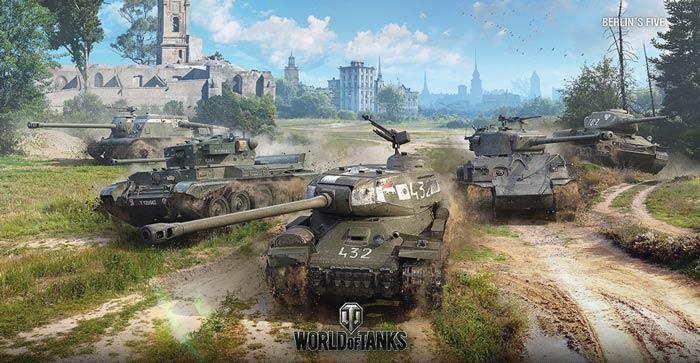 لعبة حرب الدبابات للكمبيوتر