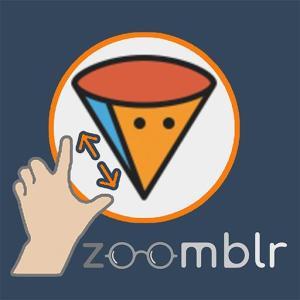 تطبيق Zoomblr