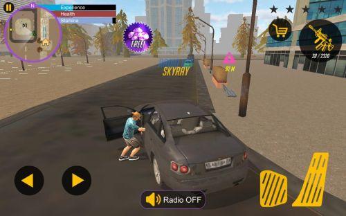 لعبة Gangstar town