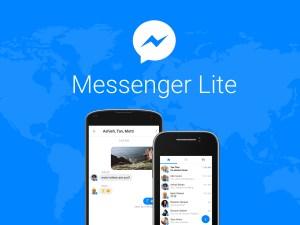 تحميل Messenger Lite