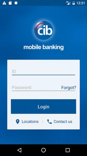 تطبيق بنك CIB
