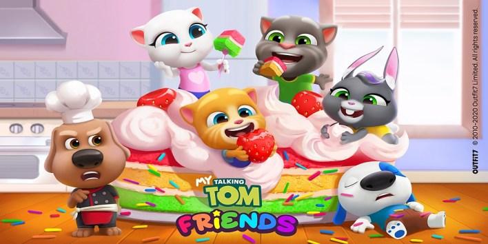 مميزات تحميل لعبة صديقي توم المتكلم وأصحابه
