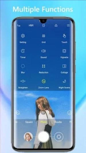 تطبيق Mi 10 Camera أحد تطبيقات شاومي