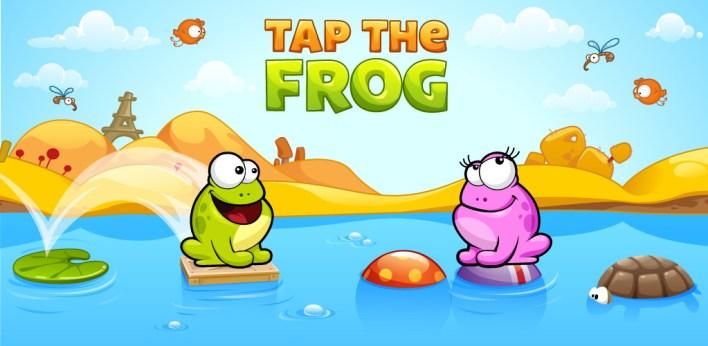 لعبة Tap the Frog