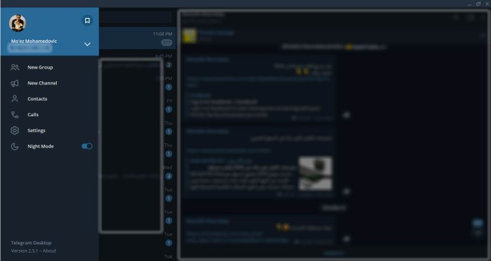 تنزيل تليجرام للكمبيوتر
