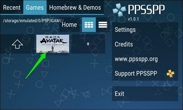 العاب ppsspp games