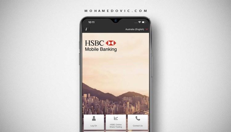 تنزيل برنامج HSBC Mobile Banking apk