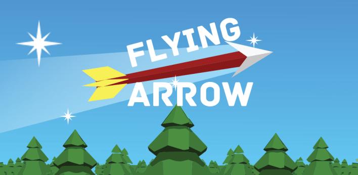 لعبة Flying Arrow!