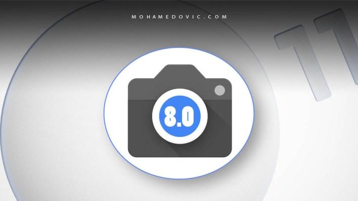 جوجل كاميرا v8