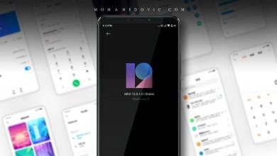 Mi Max 3 MIUI 12 Update