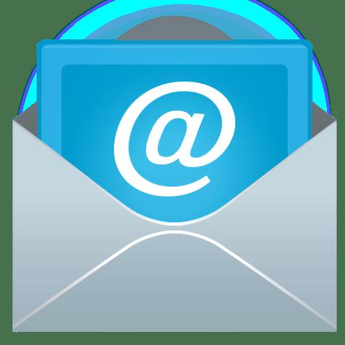 تطبيق Moto Email