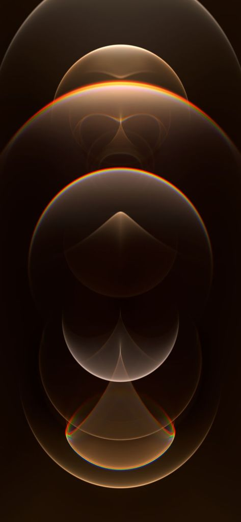 iPhone 12 Pro Light Wallpapers Mohamedovic 2