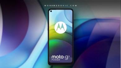 خلفيات Motorola G9 Power