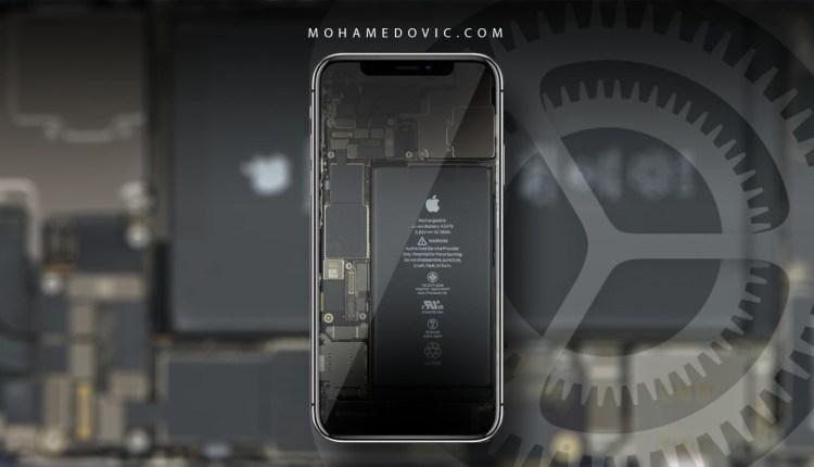 خلفيات ايفون 12 شفافة من الداخل