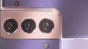 كاميرا سامسونج S21