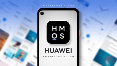 HarmonyOS 2.0 Firmware Update