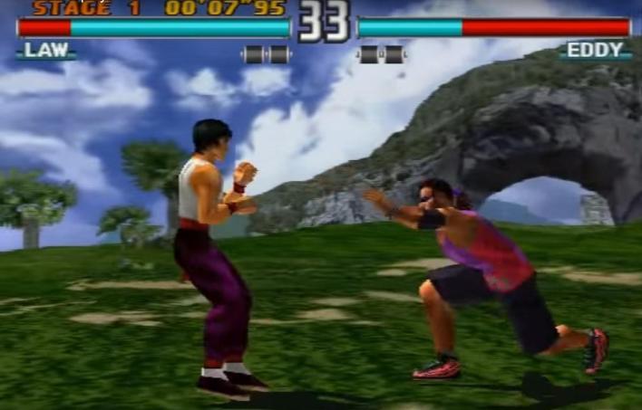 تحميل لعبة Tekken 3 للاندرويد