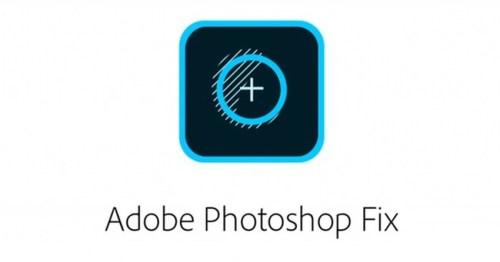 تطبيق Adobe Photoshop Fix