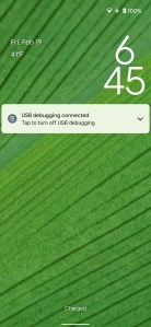 Android 12 New Lockscreen UI with monet 2