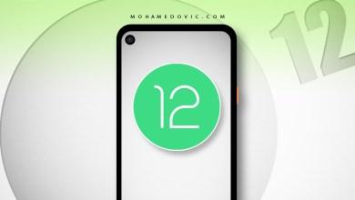تحديث اندرويد 12 لجميع هواتف اندرويد