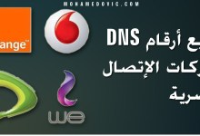 dns egyptian internet compnies numbers mohamedovic 1