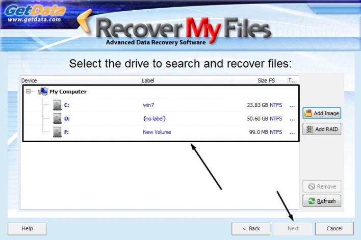 how to recover files mohamedovic03