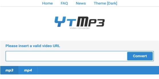 التحميل من اليوتيوب mp3
