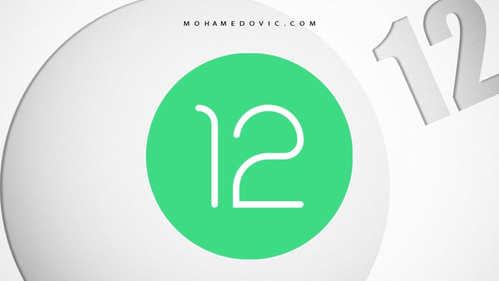اندرويد 12.0