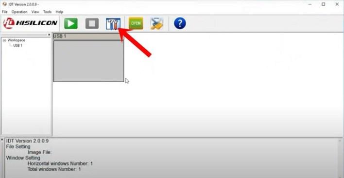 أداة Huawei Flash Tools IDT