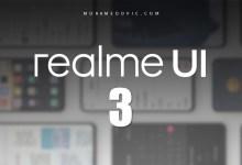 تحديث Realme UI 3 لهواتف ريلمي