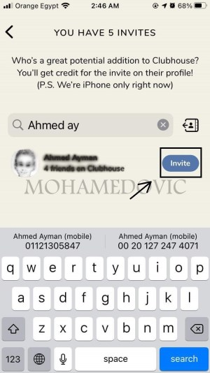 club house app for android mohamedovic 06