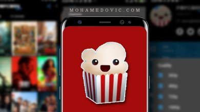 pop corn app mohamedovic