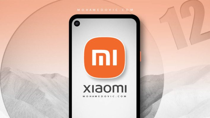 Android 12 update for Xiaomi phones