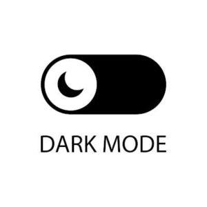 حل مشكلة اختفاء Facebook Dark Mode على الايفون