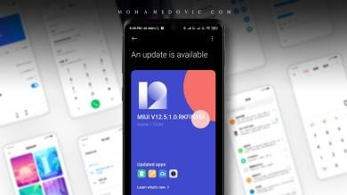 تحديث MIUI 12.5 لهاتف Redmi Note 10 Pro