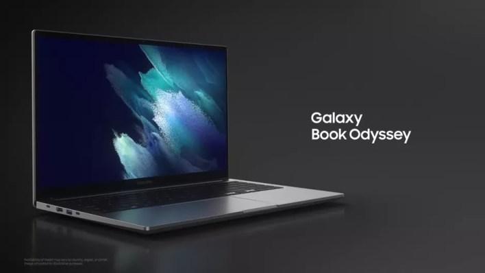 galaxy book odyssey