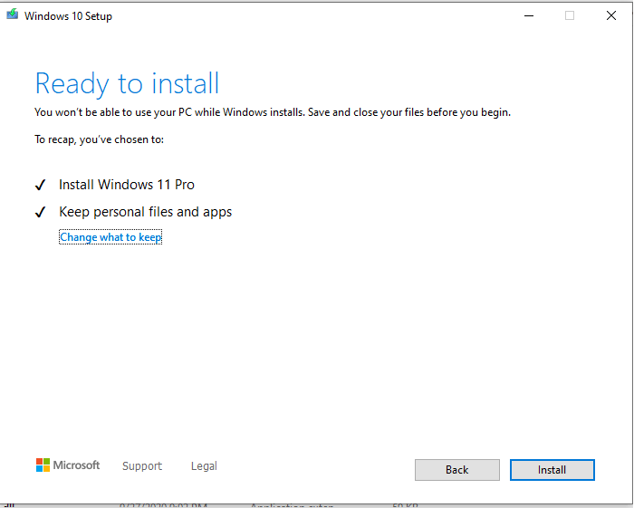 Get Windows 11 Pro on Unsupported device