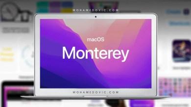 شرح تثبيت تحديث macOS 12 التجريبي للمطورين
