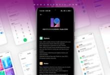 تحديث Poco X3 Pro إلى MIUI 12.5