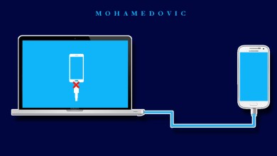solve the problem of not recognizing the phone mohamedovic