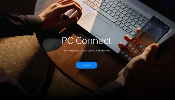 Oppo, Realme PC Connect Tool