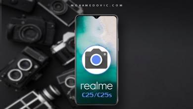 تحميل Google Camera 8.1 لهاتف Realme C25 & C25s: رابط جوجل كاميرا apk مباشر!