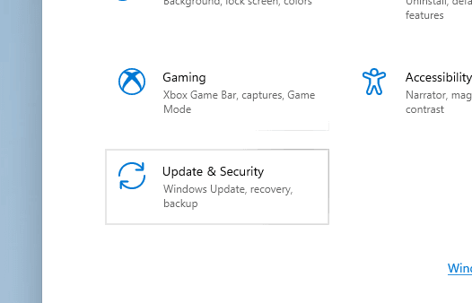update and security windows 11