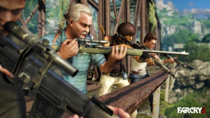 تنزيل Far Cry 3 مجانا رابط مباشر
