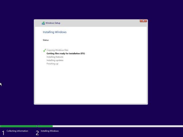 Windows 11 Clean Installation 03