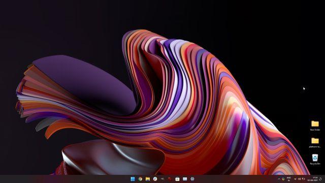 تم تثبيت Windows 11