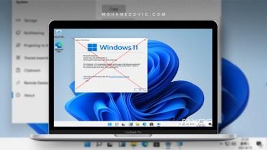 microsoft wont support windows 11 m1 macs
