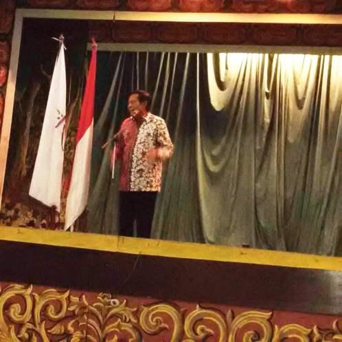 Pelantikan Alisa Khadijah ICMI Cabang se wilayah Jateng